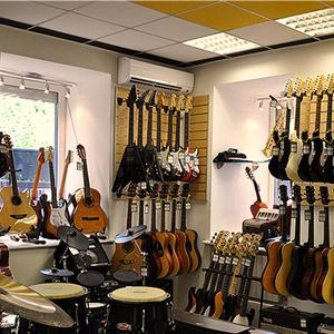 Музыкальные магазины Внуково