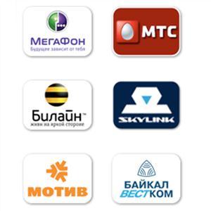 Операторы сотовой связи Внуково