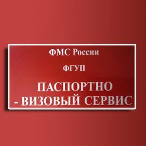 Паспортно-визовые службы Внуково