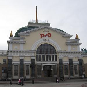 Железнодорожные вокзалы Внуково