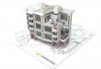 Общежитие в Солнцево - иконка «в здании» в Внуково